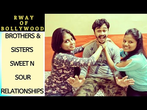 BROTHER N SISTERS SWEET N SOUR RELATION | RAKSHA BANDHAN SPECIAL | Little Things Bro n Sis Do
