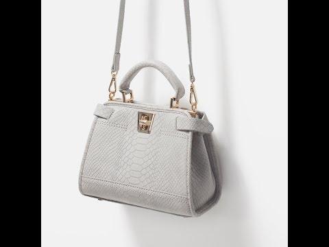 Самые красивые женские мини сумки из кожи для весны,лета.