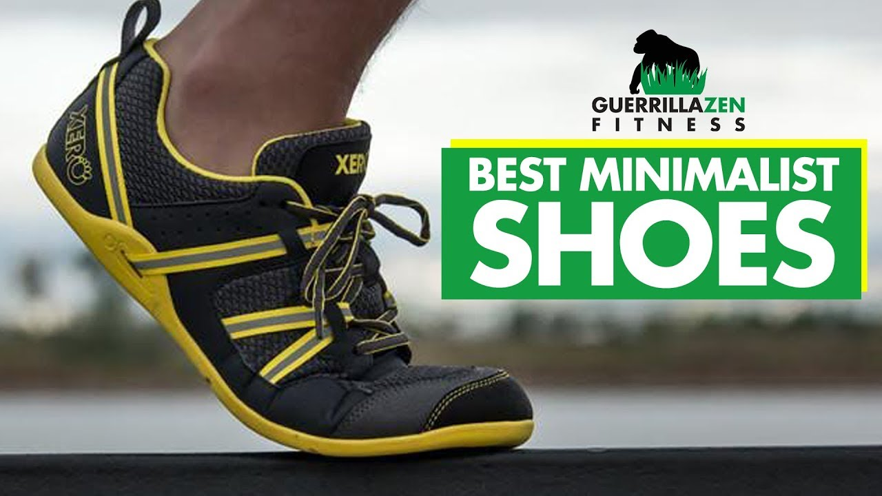 The BEST Minimalist Shoes | Foot Health