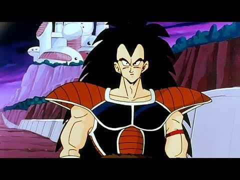 Raditz No Es Un Saiyajin. TOP Dragon Ball!