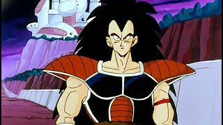 Raditz No Es Un Saiyajin. TOP Dragon Ball!