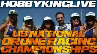 2015 Us National Drone Racing Championships - Hobbyking Live