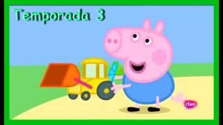 Peppa la cerdita en español latino capitulos completos temporada 3 ep 22 52, 1