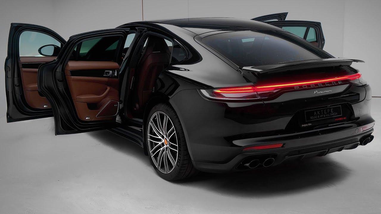 2021 Porsche Panamera - Wild Luxury Sedan!