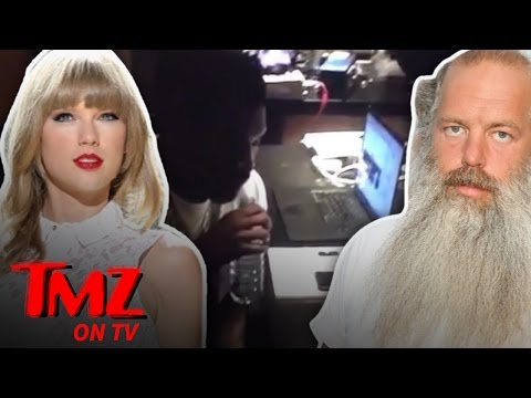 Kim & Kanye: No Prosecution For Taylor Swift Phone Call Video | TMZ TV