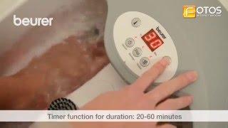 видео Ванночка для ног с массажем отзывы