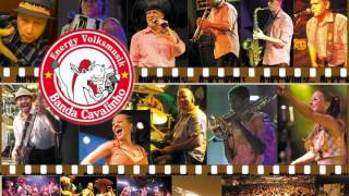 Banda Cavalinho em luiz alves SC 14.07.12 com a Nova Voz da Banda