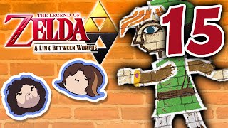 Zelda A Link Between Worlds: Mergeriffic! - PART 15 - Game Grumps
