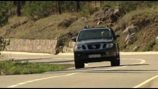 New Nissan Pathfinder video