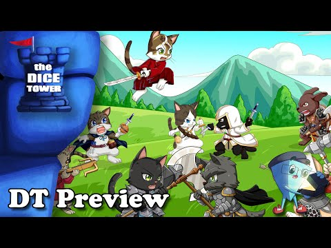 'Kittens vs Puppies' a Dice Tower Preview - with Mark Streed