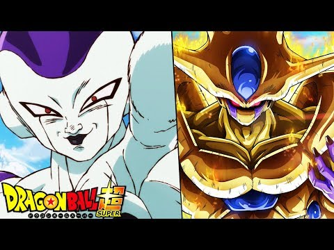 Cooler And Frieza In The NEW Dragon Ball Super Movie?