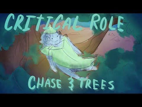 Critical Role Animatic - Tree Shenanigans
