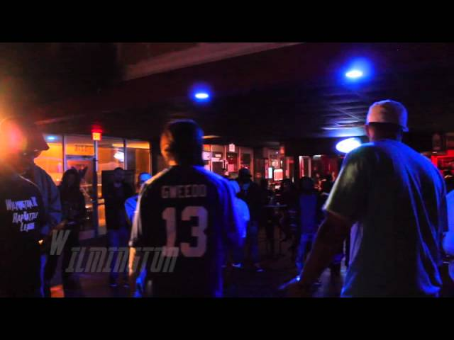 gweedo vs b-godsson wilmington rap battle League