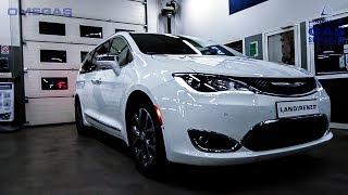 Montaż instalacji gazowej Chrysler Pacifica 3,6  291 KM ( 214 kW) Landirenzo Omegas EVO 6