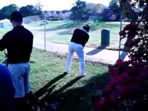 Roddy Boling's Unbelieavble 8th hole shot - 2014 Arnold Palmer Bay Hill Invitational
