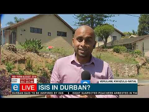 Update: Isis in Durban?