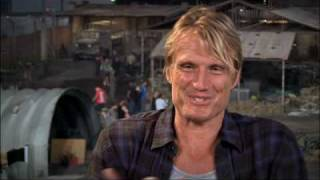 Interview with Dolph Lundgren for The Expendables
