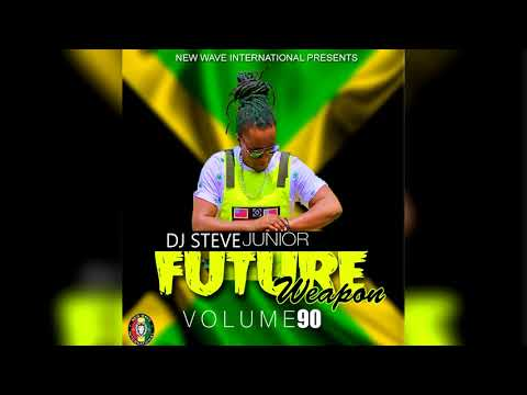 DJ STEVE JUNIOR FUTURE WEAPON VOL 90