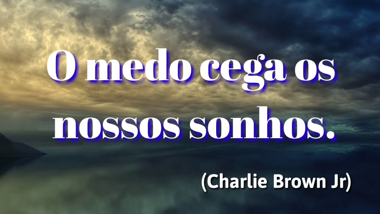 Frases Charlie Brown Jr Frases Status Youtube