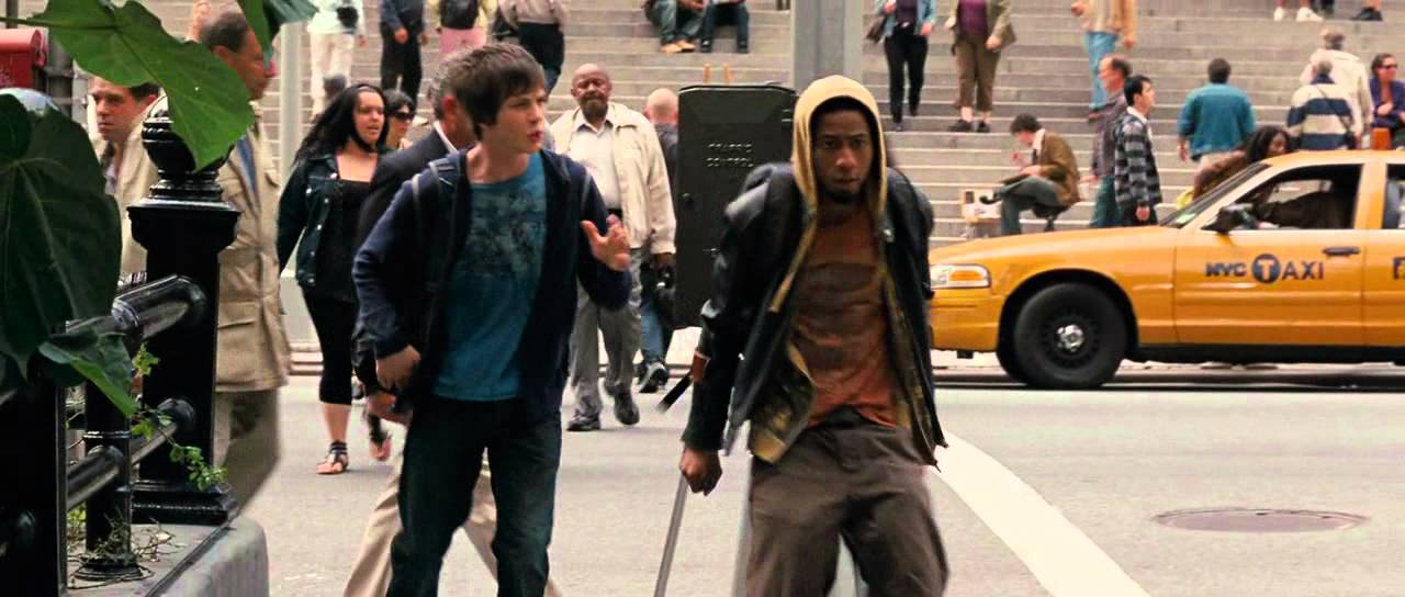Download Percy Jackson And The Olympians: The Lightning Thief - This Is A Pen