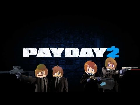 видео: Pay Day 2: Командный грабеж