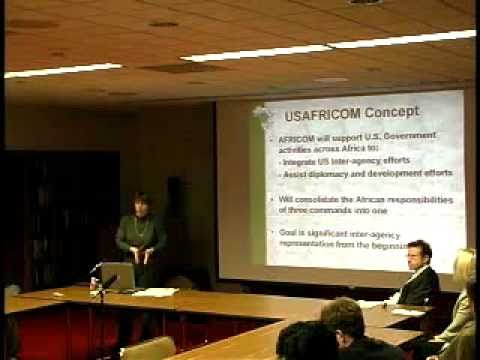 African Security and U.S. Interests: The Problem of `Ungoverned Spaces`