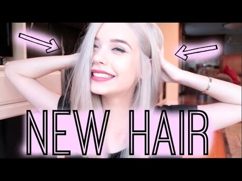 ♡ MY NEW HAIR!! ♡ || Amanda Steele