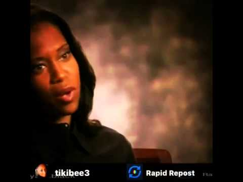 "Riley And Huey: Regina King ""Melanin on Fleek"""