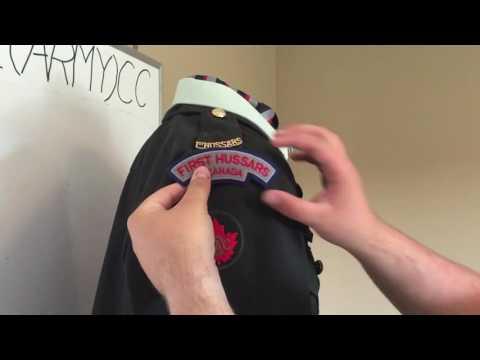 Dress – Petrolia Cadets