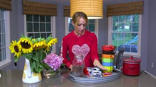Kitchen Tips - How To Create A Oatmeal Bar