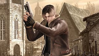 Resident evil 4. Без торговца #это_было_больно