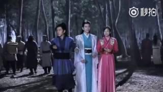 《飛刀又見飛刀》幕後花絮-劉愷威、黃明、吳映潔殭屍跳不停 thumbnail