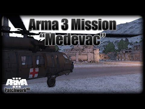"""Medevac"" - Arma 3 Mission (RotorLib)"