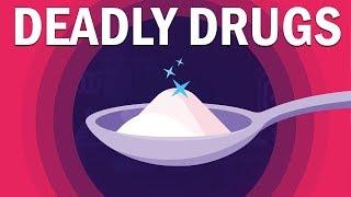какой наркотик самый опасный? AsapSCIENCE