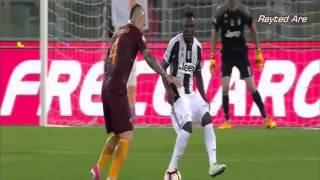 Mohamed Salah (Roma) vs Juventus (H) (16/17)
