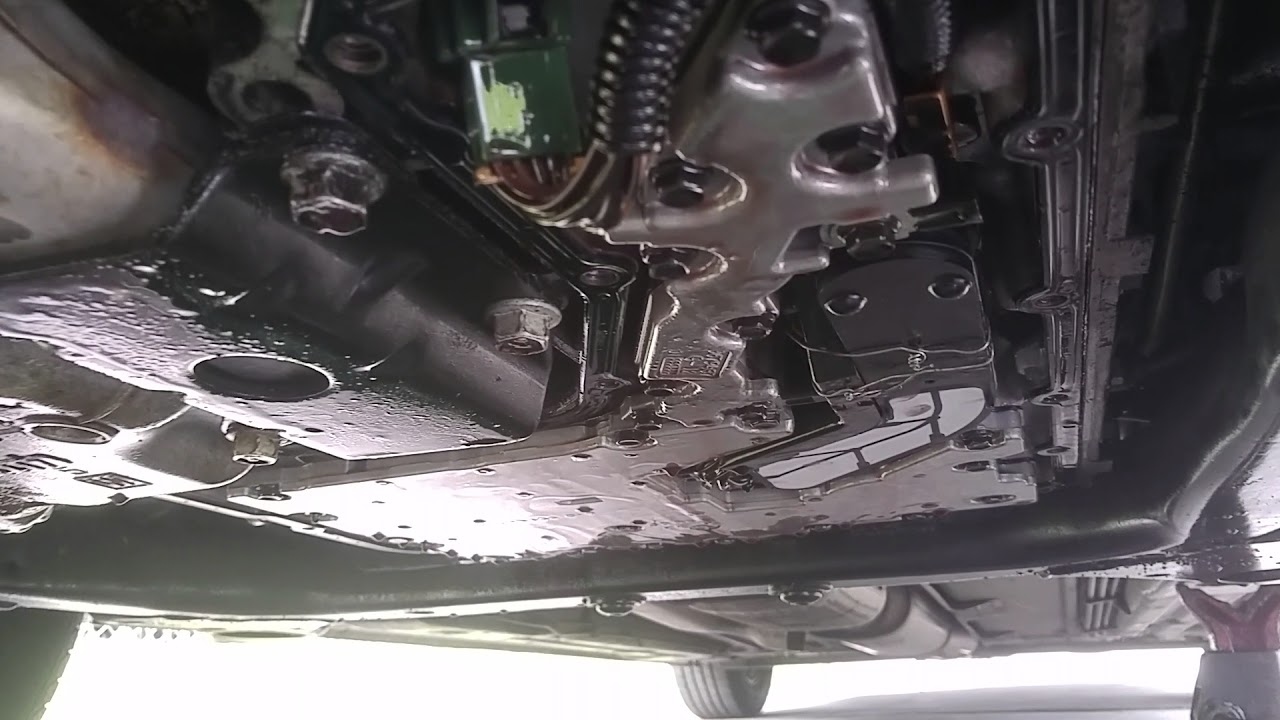 2003 Deville transmission fix