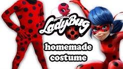 DIY Homemade costume Ladybug - Ecobrisa DIY