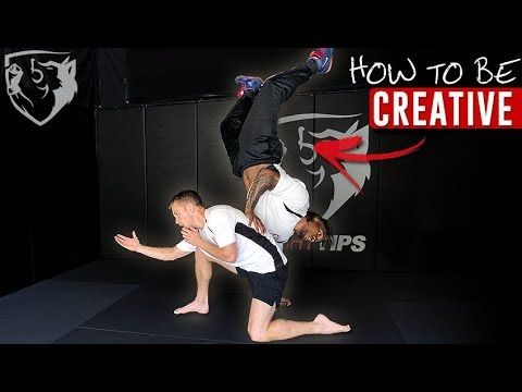 How To Get Creative With Your Fighting Style