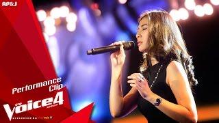 The Voice Thailand - ปลาทอง ธัญนันท์ - รักคือ - 6 Sep 2015