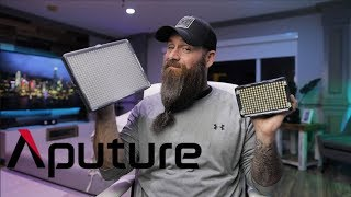 2 MUST have lights - Aputure Amaran 672 & 198 Review - + 10,000 Sub GIVEAWAY!!!