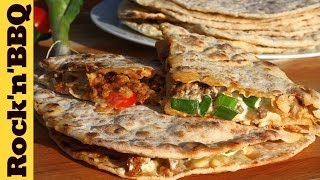 Grilled Quesadillas |  Rock'n'bbq Season 1