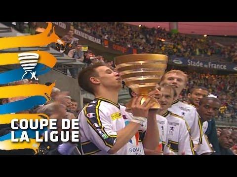 FC Nantes - FC Sochaux-Montbéliard 1-1 (4-5 t.a.b.) - Finale Coupe de la Ligue 2004 - Résumé