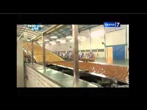 Laptop Si Unyil Trans7 berWisata Produksi ke Biskuit Kokola
