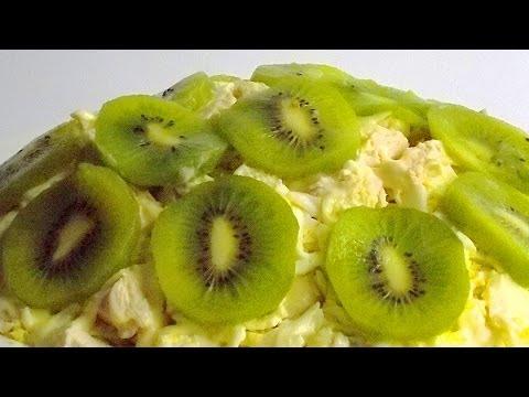 Салат с ананасами 99 рецептов с фото рецепты с