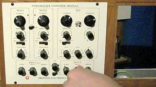 45 Oberheim SEM Sounds