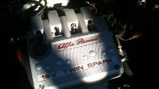 Moteur 2.0 L TwinSpark qui claque