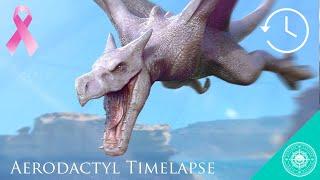 Aerodactyl Timelapse