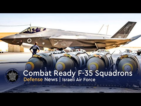 Israel Is Getting Stronger, F-35I Israeli-made Technology And Weapons