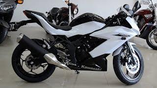 обзор мотоцикла Kawasaki Ninja 250SL 2016 года