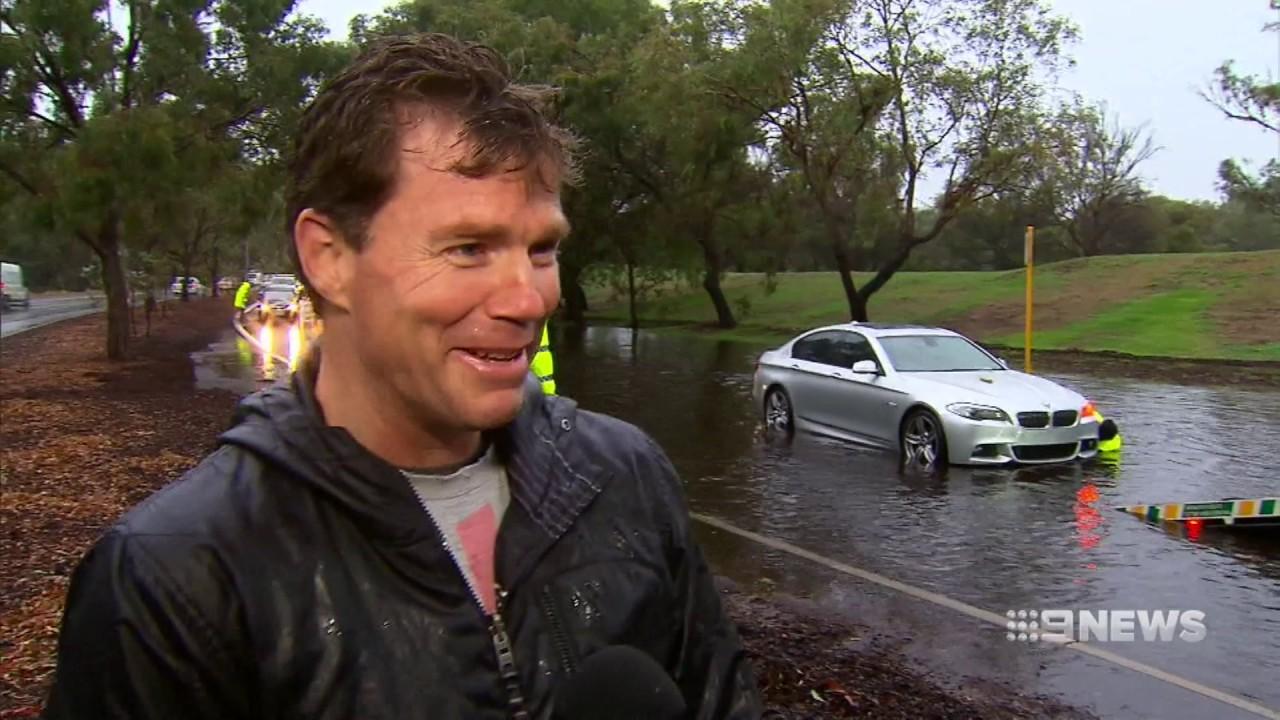 Wild Weather 9 News Perth Youtube